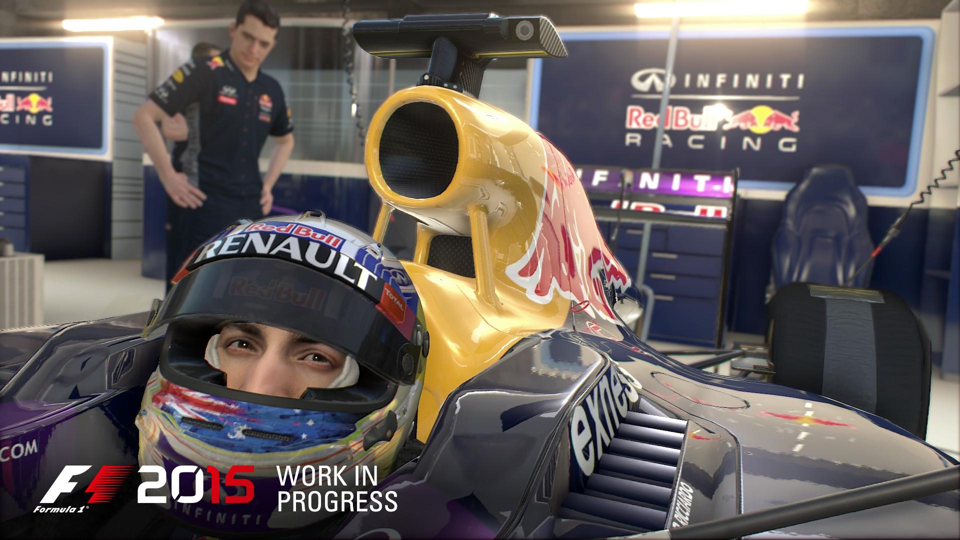 F1 2015 Ülevaade