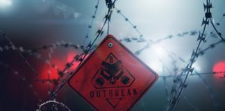 Rainbow Six outbreak