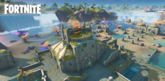 Fortnite Coral Castle