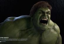 Marvel's Avengers laadimisekraan