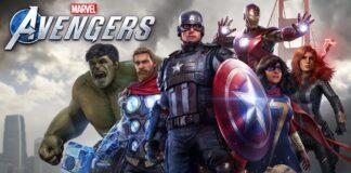 Marvel's Avengers tiitel