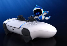 PS5 DualSense Astrobot