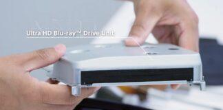 PS5 Ultra HD Blu-ray Drive