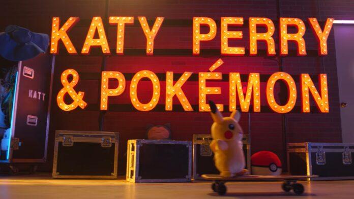 Katy Perry ja Pokemon