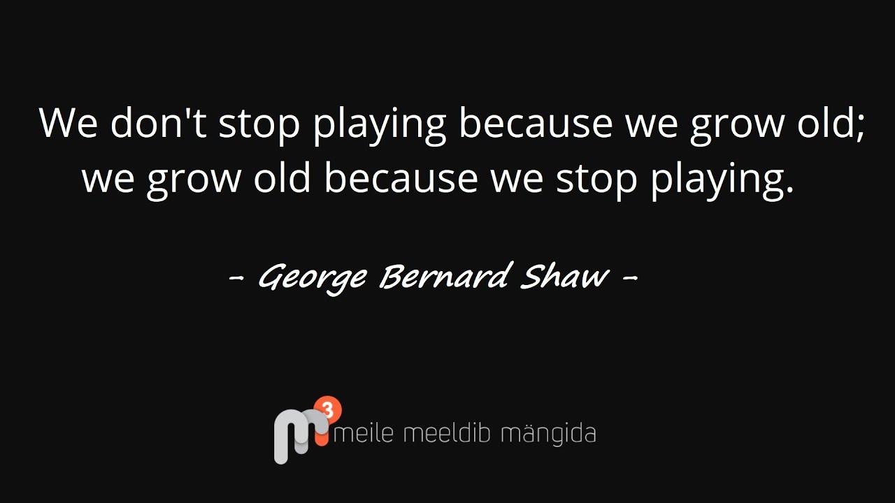 Meile Meeldib Mängida #97 – Ma pole mängimiseks liiga vana