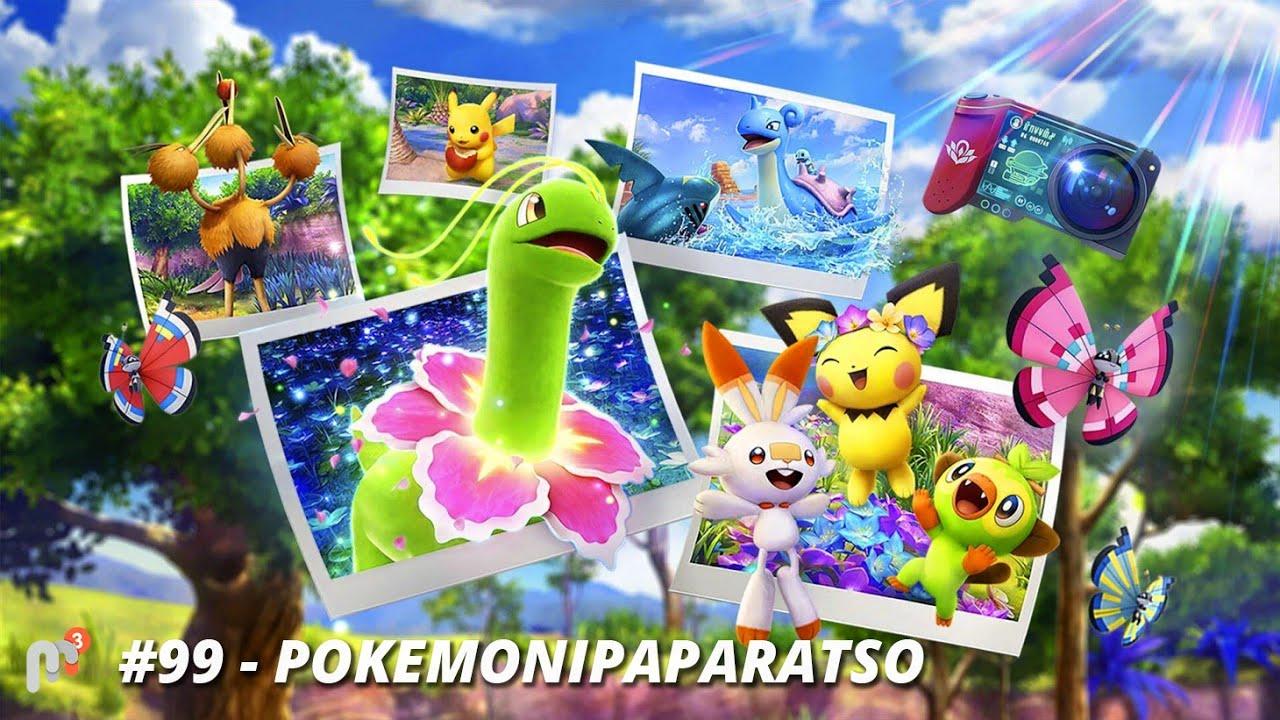 Meile Meeldib Mängida #99 – Pokemonipaparatso