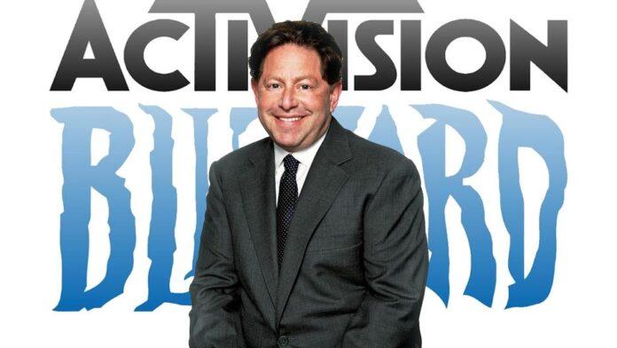 Activision Blizzard CEO, Bobby Kotick