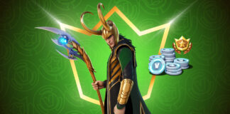 Fortnite Loki