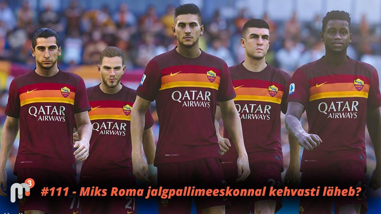 Meile Meeldib Mängida #111 – Miks Roma jalgpallimeeskonnal kehvasti läheb?