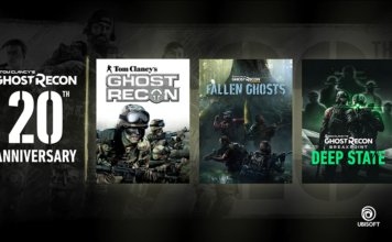 Ghost Recon 20